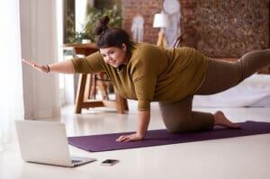 Tecnologia como auxílio na atividade física